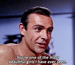 Watch and share Sean Connery GIFs and Celebs GIFs on Gfycat