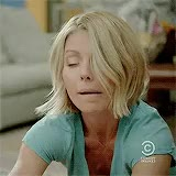 Watch this kelly ripa GIF on Gfycat. Discover more *, *gif, Broad City, Comedy Central, Kelly Ripa, Television, broad city, broadcityedit, comedy central, cyberqueer, kelly ripa, television, this was my favorite episode of the season GIFs on Gfycat