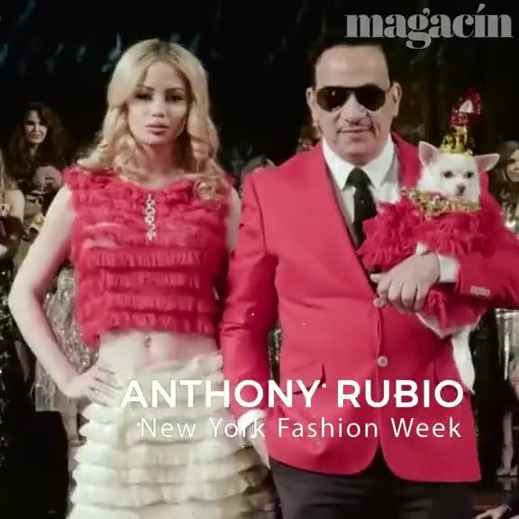 Watch #NYFW Anthony Rubio Designs NYFW Press Coverage Anthony Rubio Women's Wear &... GIF by Наташа Лаврентьева (@cleopatra) on Gfycat. Discover more Anthony Rubio Designs, NYFW, pets GIFs on Gfycat