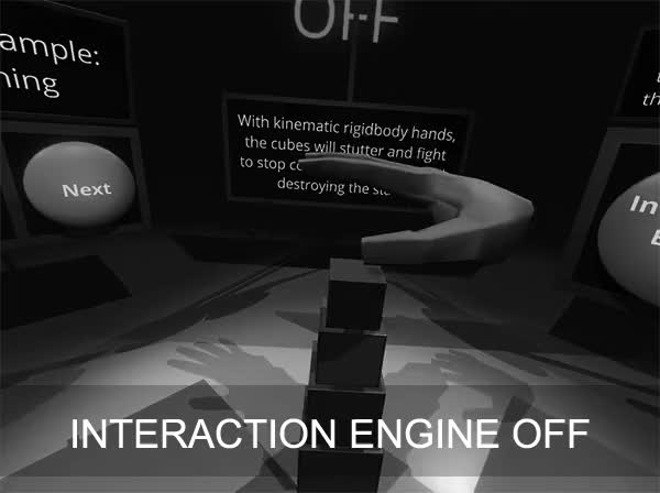 Watch and share Leap Motion Integration Engine 2 GIFs by muterobert on Gfycat