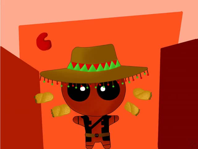 Watch and share Chimichanga Time (Gif) By Starfire808 GIFs on Gfycat