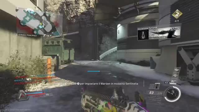Watch this GIF by Gamer DVR (@xboxdvr) on Gfycat. Discover more CallofDutyInfiniteWarfare, Evil3stjok3r, xbox, xbox dvr, xbox one GIFs on Gfycat