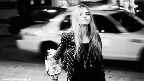 Watch and share Victoria's Secret Cara Delevingne Gif GIFs on Gfycat