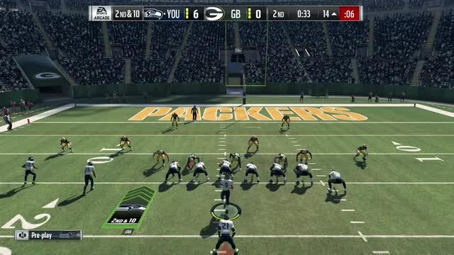 Watch this GIF by Xbox DVR (@xboxdvr) on Gfycat. Discover more MaddenNFL18, bumbeli, xbox, xbox dvr, xbox one GIFs on Gfycat