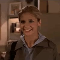 Watch and share Buffy Bright Smile GIFs on Gfycat