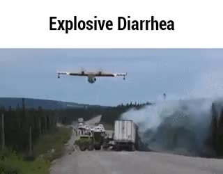 Watch explosive diarrhea GIF on Gfycat. Discover more related GIFs on Gfycat