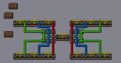 Watch and share Teleporters GIFs and Terraria GIFs by ZeroGravitas on Gfycat