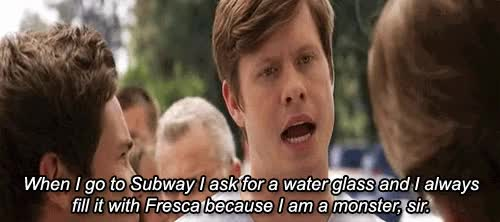 Watch and share 15 Reasons Why Anders Holm Is The Perfect Commencement Speaker GIFs on Gfycat