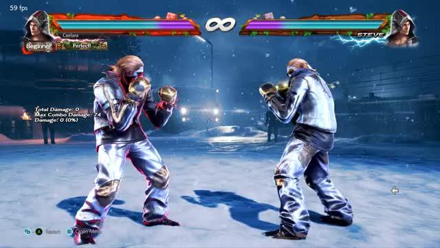 Watch Tekken 7 2019.02.18 - 19.09.14.14 GIF by @starfield35 on Gfycat. Discover more tekken GIFs on Gfycat