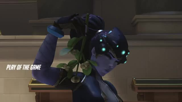 Watch widows kiss 18-03-30 19-51-40 GIF on Gfycat. Discover more Overwatch, highlight GIFs on Gfycat