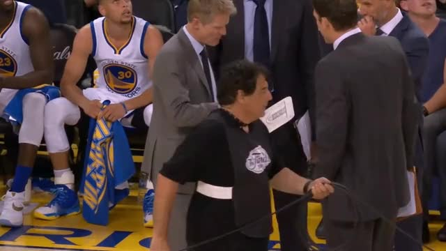 Watch KERR SMASH! GIF by @superpie8 on Gfycat. Discover more imagesofcalifornia, warriors GIFs on Gfycat