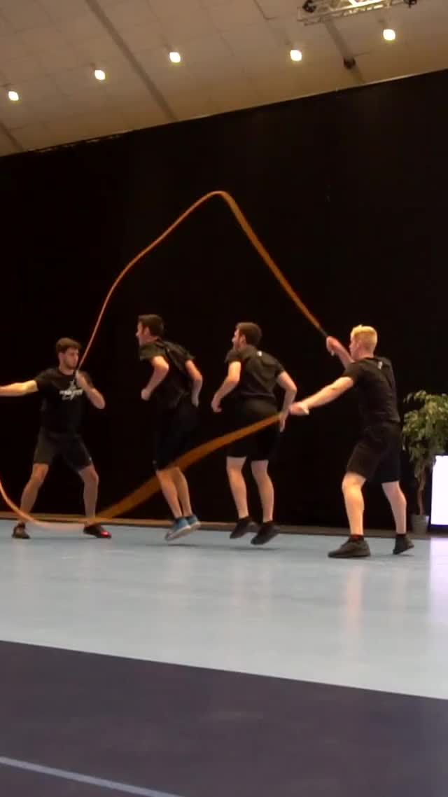 Watch and share Double Dutch GIFs by Devin Meek on Gfycat
