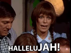 Watch and share Hallelujah Mary Hartman Mary Hartman Taylor Cole Miller GIFs on Gfycat