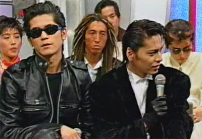 Watch Genesis of Mind GIF on Gfycat. Discover more I think hide hates everyone, atsushi sakurai, buck tick, hidehiko hoshino, hisashi imai, interview, man in tights, oh well, what else do you need, yagami toll, yutaka higuchi GIFs on Gfycat