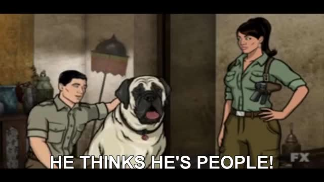 Watch and share Archer GIFs and Kazak GIFs by aschauer on Gfycat