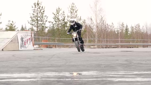Watch and share Supermoto GIFs and Stuntride GIFs by Piggy on Gfycat