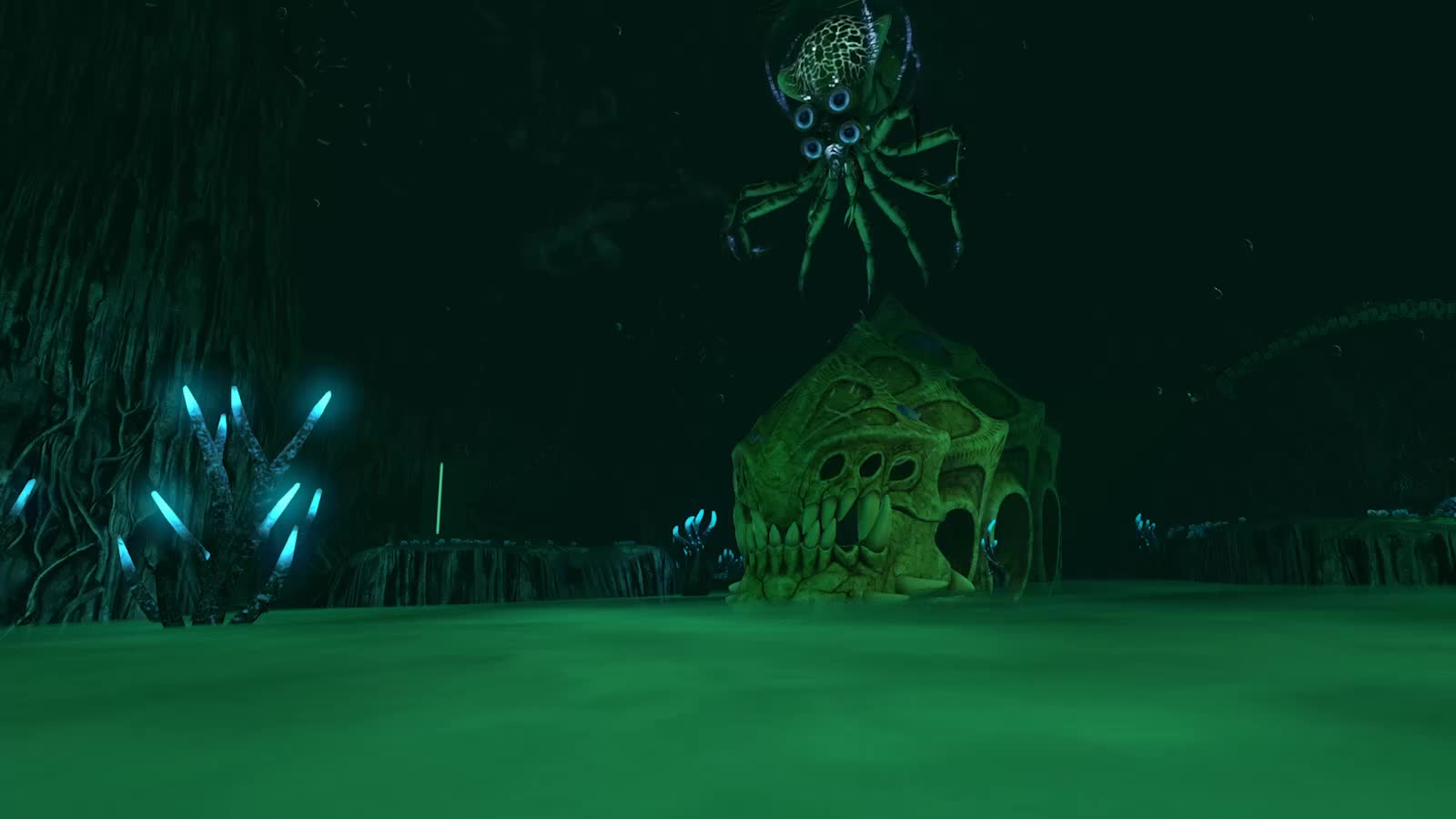 Subnautica Infected GIFs