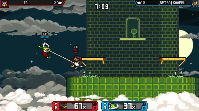 Watch The only highlight of 9 games of Kaaeru destroying me GIF by IGL (@iglima) on Gfycat. Discover more IGL, combo, rivals of aether, wrastor GIFs on Gfycat