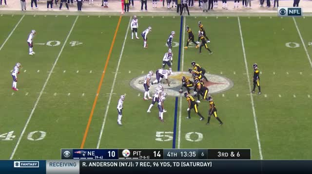 Watch and share 17 Gilmore And Harmon Create An Interception GIFs on Gfycat