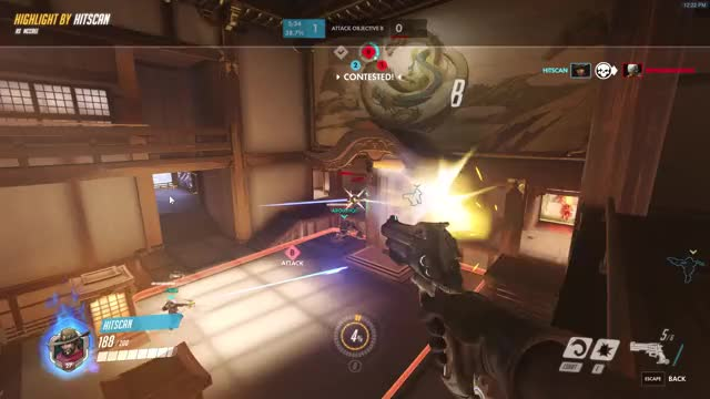 Watch 2019-02-01-1222-33 GIF on Gfycat. Discover more highlight, mccree, overwatch GIFs on Gfycat