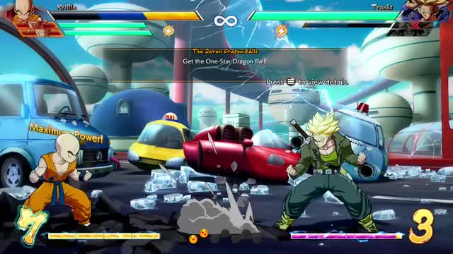 Watch and share DBFZ GIFs by stefanonono on Gfycat