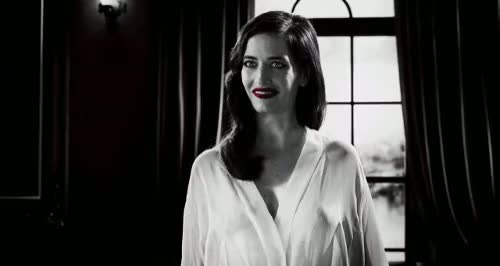 Watch and share Eva Green GIFs and Gun GIFs on Gfycat
