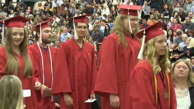 Watch this graduation GIF on Gfycat. Discover more Graduation, Mount Vernon campus, SVC, Skagit Valley College, Washington, graduate, graduation, happy graduation, mount vernon campus, skagit valley college, svc, washington GIFs on Gfycat