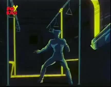 animated, cartoon, classic, clip, deadpool, series, wolverine, x-men, deadpool/xmen GIFs