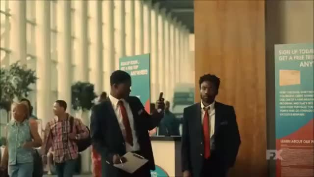 Watch and share Atlanta, Donald Glover. GIFs on Gfycat