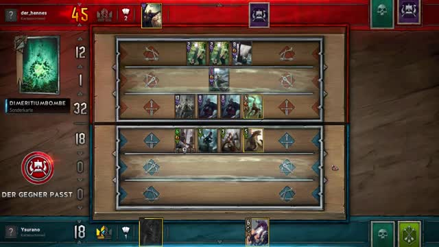 Watch and share Gwent GIFs by ysurano on Gfycat