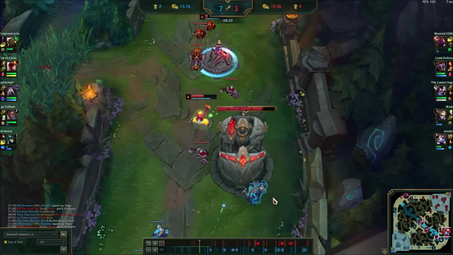 leagueoflegends, synergised GIFs