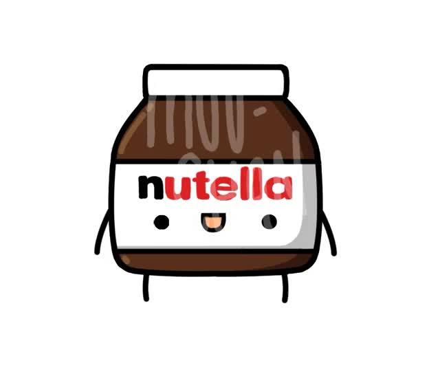Watch and share Chibi Chocolate Cool Cute Favim Com animated stickers on Gfycat