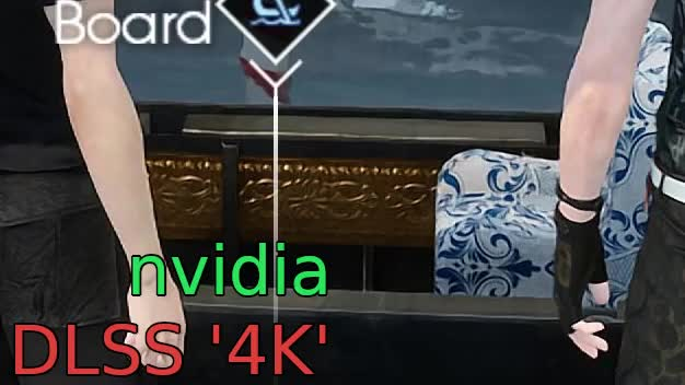 Watch and share Nvidia DLSS '4K' Vs FF15's TAA 4K (IMG D) GIFs on Gfycat
