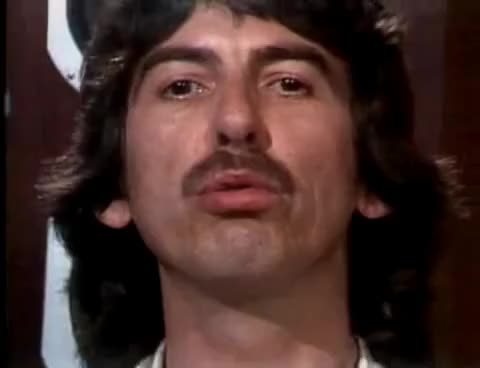 Watch and share George Harrison GIFs on Gfycat