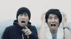 mind blown, scream, Scream Shock GIFs