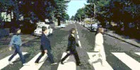 Watch and share Abbey Road GIFs on Gfycat