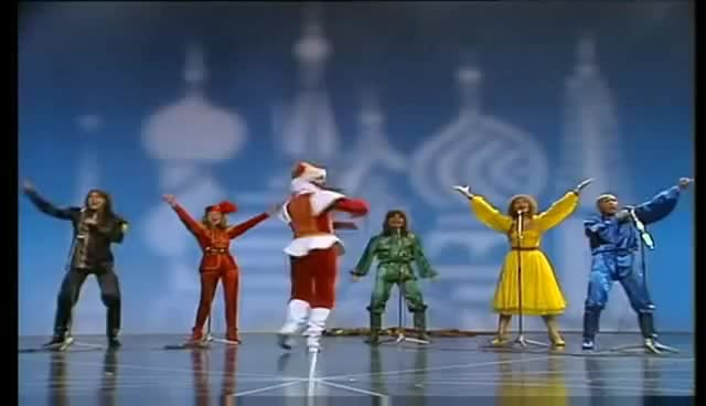Watch and share Dschinghis Khan - Moskau 1979 GIFs on Gfycat