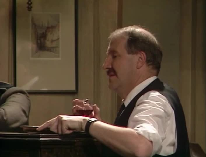 allo allo, allo allo - strained laugh GIFs