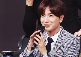 Watch Leeteuk as a celebrity judge on King of Mask Singer  GIF on Gfycat. Discover more 150809, ^^, king of mask singer, leeteuk, super junior, tkgif GIFs on Gfycat