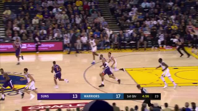 Watch and share Golden State Warriors GIFs and Phoenix Suns GIFs by dkurtenbach on Gfycat