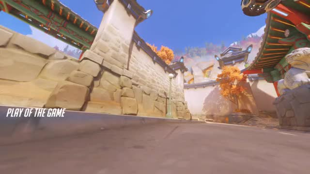 Watch the classic GIF by @sk2506error on Gfycat. Discover more overwatch, potg GIFs on Gfycat