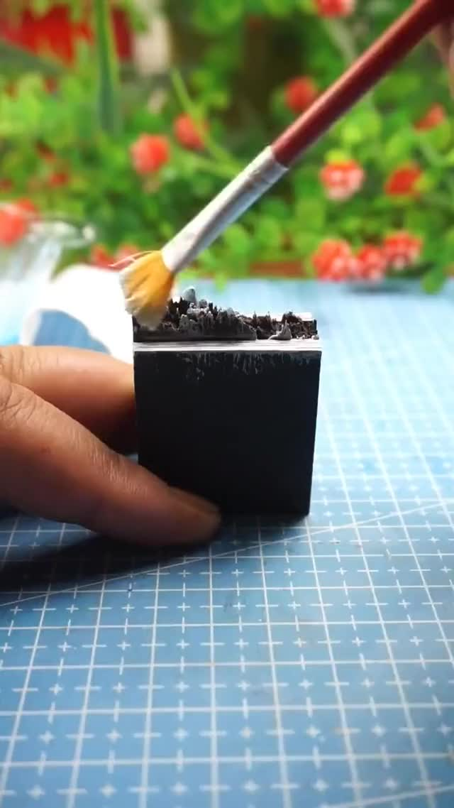 Watch and share Mini Forest.  GIFs by TikTok on Gfycat