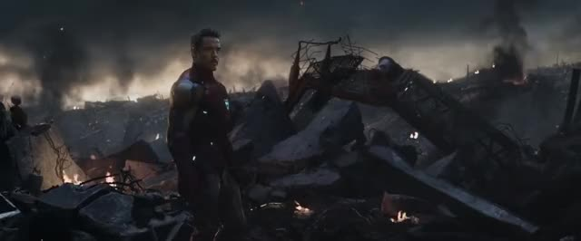 Watch and share Avengers Endgame GIFs by Subline on Gfycat