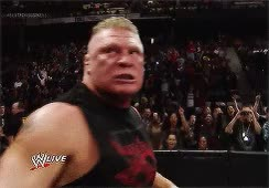 Watch Unleash the beast GIF on Gfycat. Discover more brock lesnar GIFs on Gfycat
