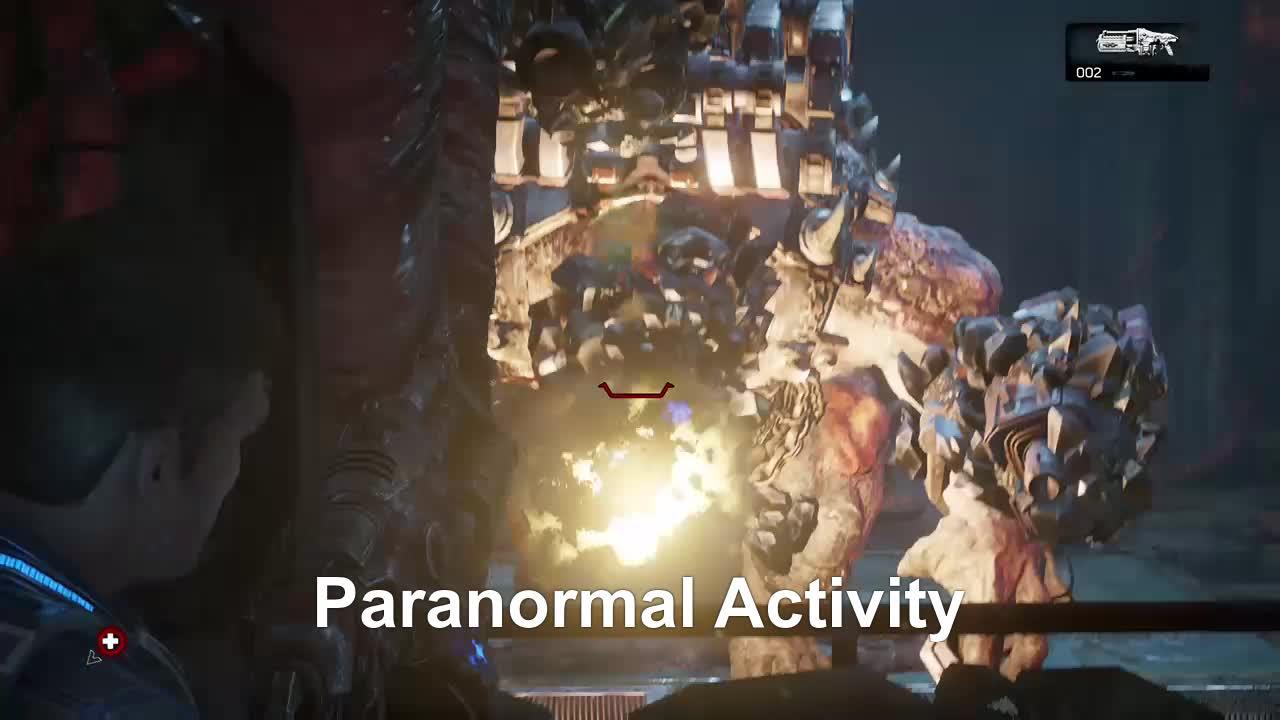 xTotesMahGoatso, xbox, xbox dvr, xbox one, Gears of War: Paranormal GIFs