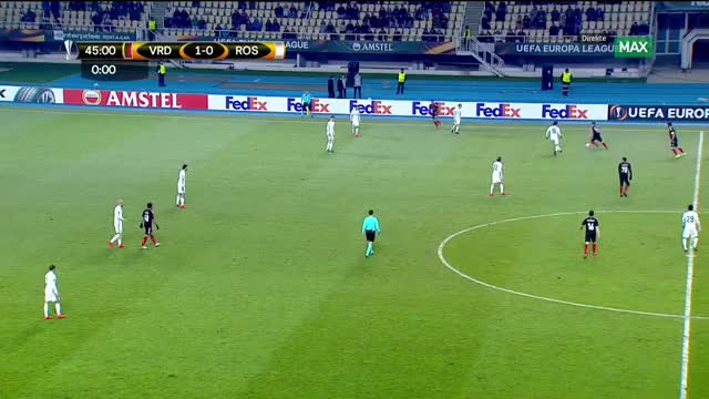 Watch Vardar - RBK 1-1 GIF by larsarus (@larsarus) on Gfycat. Discover more Adegbenro, Bendtner, RBK GIFs on Gfycat