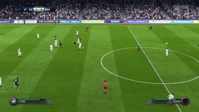 Watch this GIF by Gamer DVR (@xboxdvr) on Gfycat. Discover more Eaaton, FIFA18, xbox, xbox dvr, xbox one GIFs on Gfycat