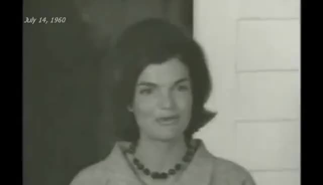 Watch and share Jackie Kennedy GIFs on Gfycat