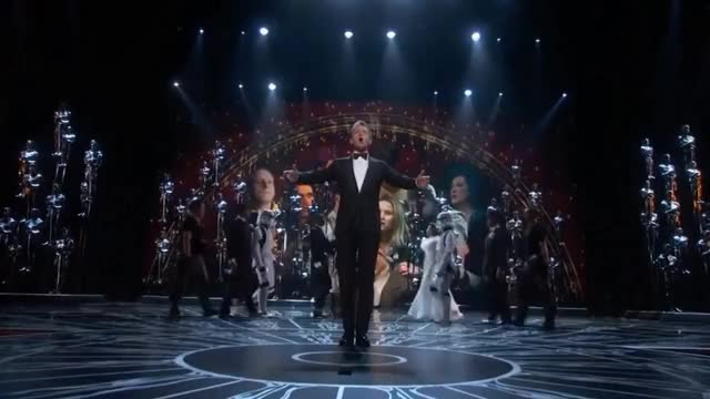 Watch and share Neil Patrick Harris' Opening Number GIFs on Gfycat