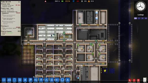 Prison Architect (Alpha 25) - Northernlion Plays - Episode 3 [Revise] (reddit)